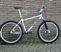 White Trash Inbred Singleminded Singlespeeder  bike photo