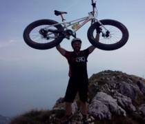 FATTY!!!where The Goats Do Not Dare!!! bike photo