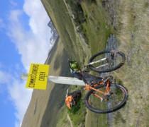 Orange Packhorse bike photo