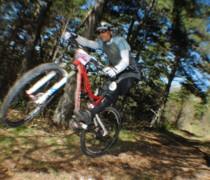 TITUS Rockstar Prototype bike photo