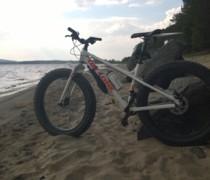 Fatty bike photo