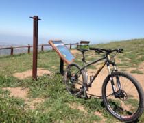 Smiley bike photo