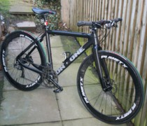Dirty Diana bike photo