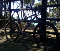 Rossa D'acciaio bike photo