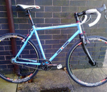 Pompy bike photo