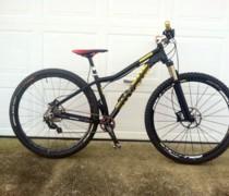 Liger Woods bike photo
