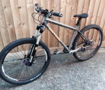 The Punisher bike photo