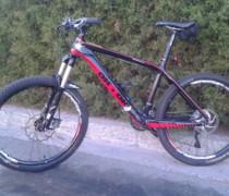 Carbon bike photo