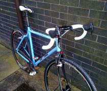Single Speed Cx bike photo
