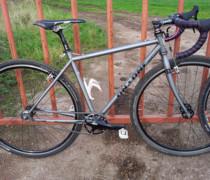 My Lady's Single Speed CX bike photo