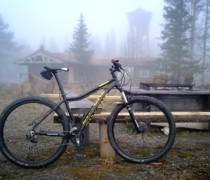 The Black One bike photo