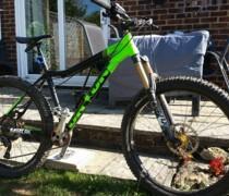 Parkwood Tubby bike photo