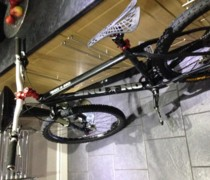 Raw  bike photo
