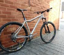 Wagon-Wheel Commuter  bike photo