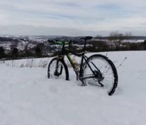 Green Hell bike photo