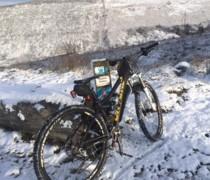 Parky bike photo