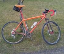 Trigger's Broom bike photo