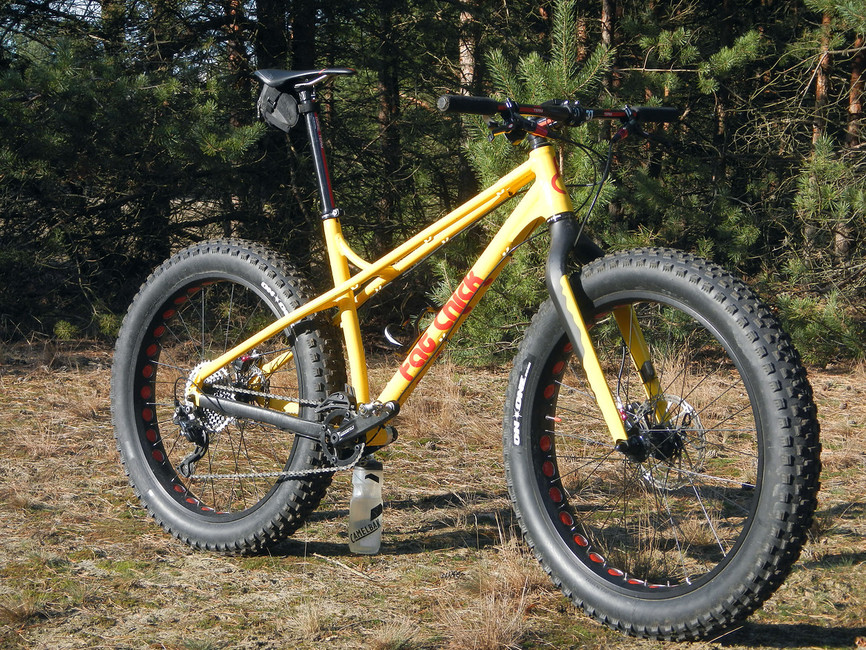 On One Bikes >> Fat Chick Fat Bike Bk Readers Rides On One Bikes