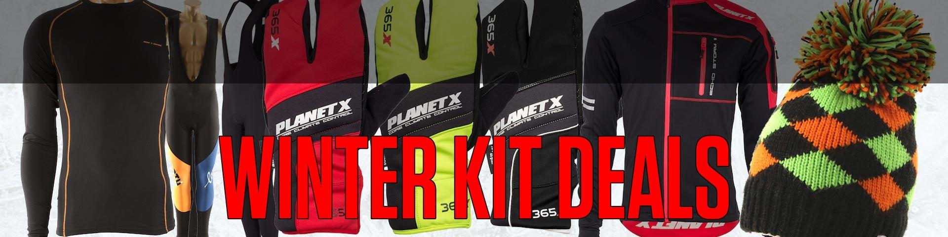 WInter Cycling Kit Deals