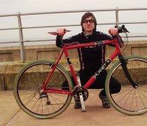 Uncle John bike photo