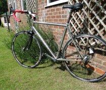 Grace bike photo