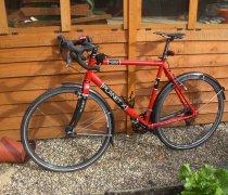 UJ bike photo