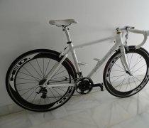White Knight bike photo