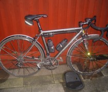 Winter Hack And Commuting Bike bike photo