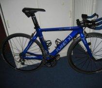 Blue Marlin bike photo