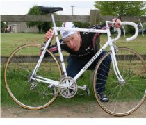 Guerciotti Record bike photo
