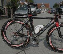 Curtis Bike Planet X Stealth PRO Tri Maschine bike photo