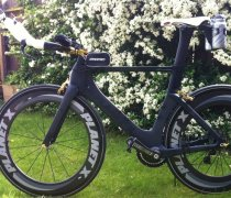 Exocet bike photo