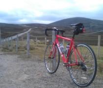 The Red One bike photo