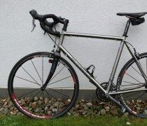 Ti Sportive bike photo