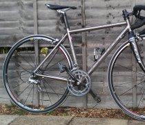 Ti Road Pro bike photo