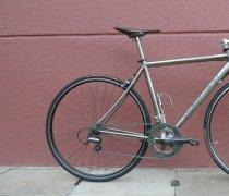 Tarmac For Breakfast bike photo