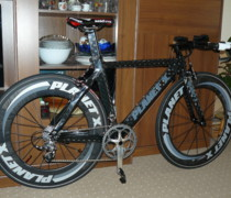 Black Knight bike photo