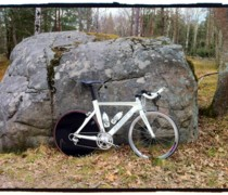 Biggie bike photo