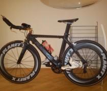 Golden Axe bike photo