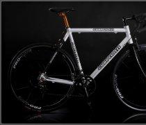 Orange Popper bike photo