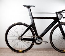 La Perra Loca Negro bike photo