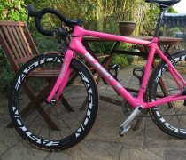 Pink Panther  bike photo
