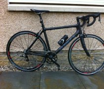 Carbon Goodness bike photo