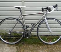 Van Nicholas Euros / Sram Force bike photo
