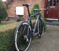 Sensa Lombardia Custom bike photo