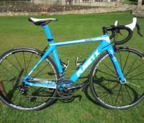 The Blue Guru bike photo
