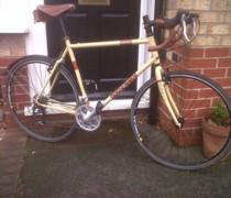 Planet X Kaffenback bike photo