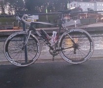 Scott CR1 COMP Limited Edition 2014 bike photo