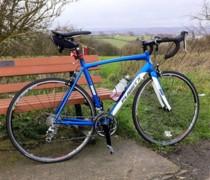 RT58 Alloy. My Winter Trainer, Commuter bike photo