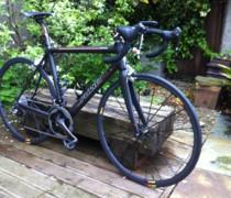 Xander bike photo